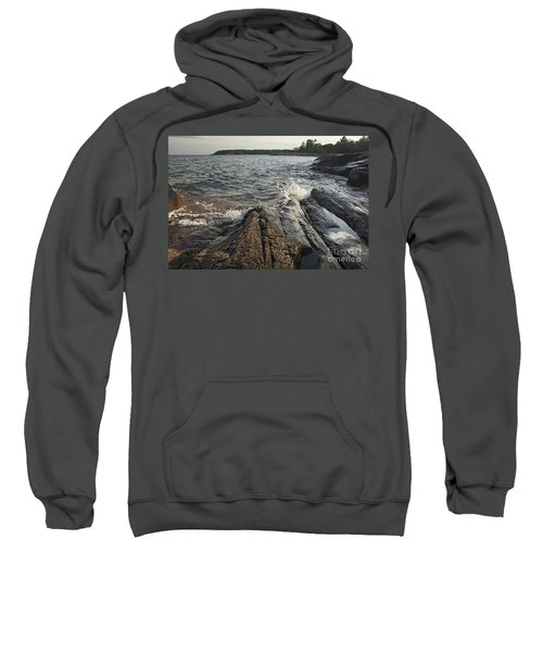 Killarney Shore Splash-4379 Sweatshirt