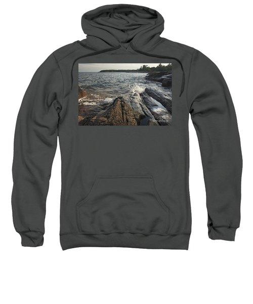 Killarney Shore Splash-4379 Sweatshirt