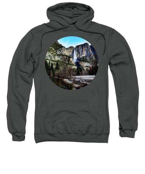 King Of Waterfalls Sweatshirt by Adam Morsa