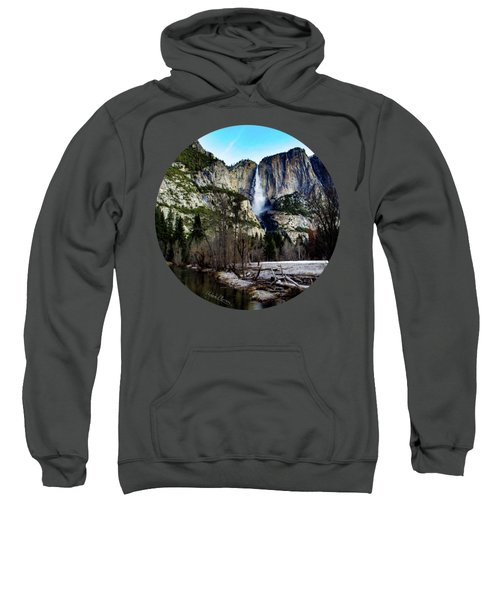 King Of Waterfalls Sweatshirt