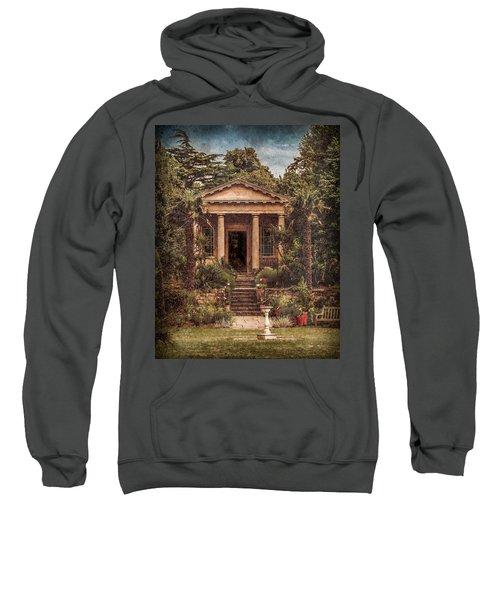 Kew Gardens, England - King William's Temple Sweatshirt