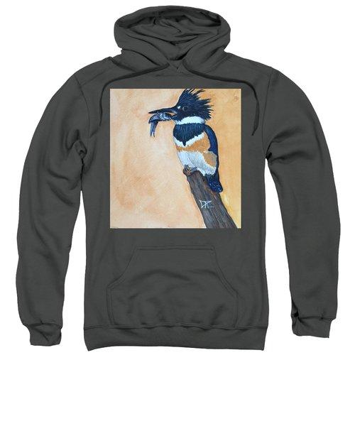 Kingfisher-2 Sweatshirt