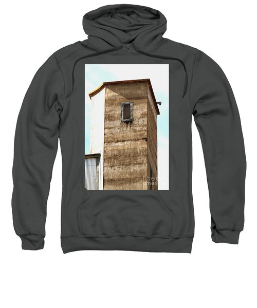 Sweatshirt featuring the photograph Kingscote Dungeon by Stephen Mitchell