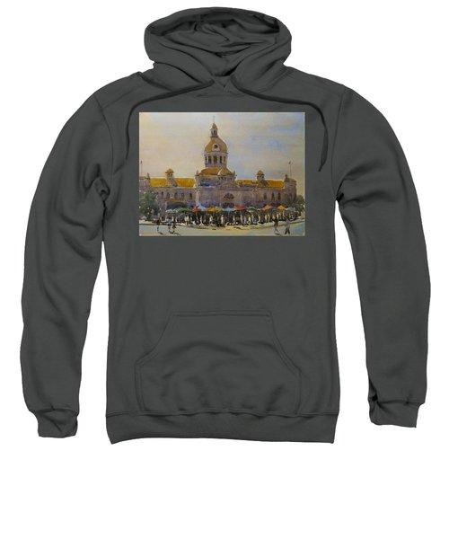 Kingston-city Hall Market Morning Sweatshirt