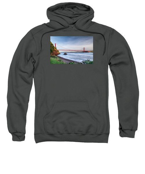 Kirby Cove Beach Sweatshirt