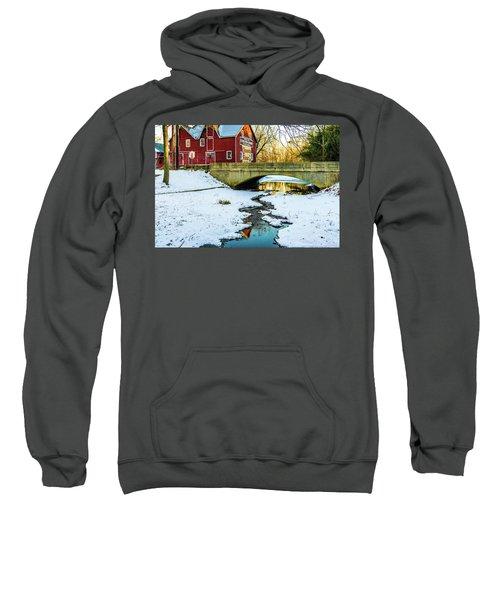 Kirby's Mill Landscape - Creek Sweatshirt