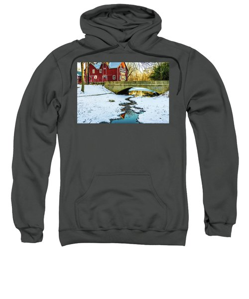 Kirby's Mill Landscape - Creek Sweatshirt