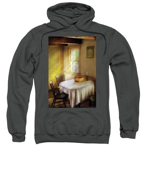 Kitchen - The Empty Basket Sweatshirt