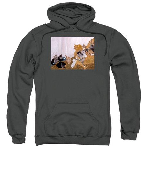 Kitty Litter II Sweatshirt