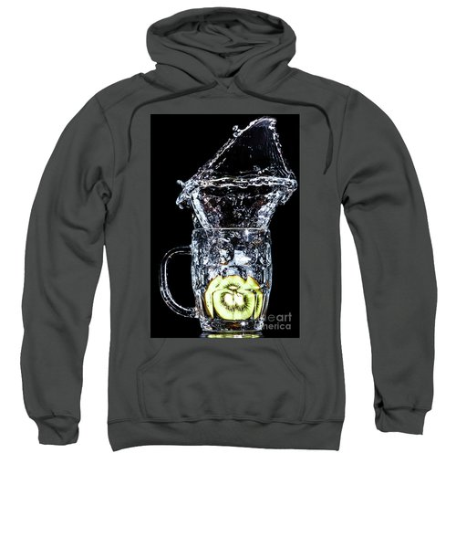 Kiwi Spash Sweatshirt