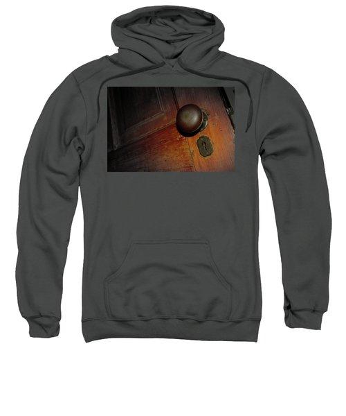 Knob Of Old Sweatshirt