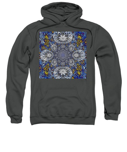 Knotted Glasswork Sweatshirt