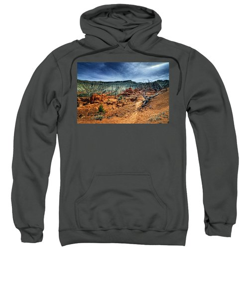 Kodachrome Basin Afternoon Sweatshirt