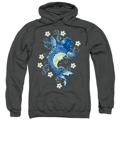 KOI Sweatshirt by Otis Porritt