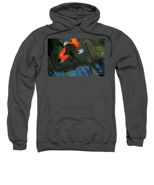 Koi Reflection Sweatshirt