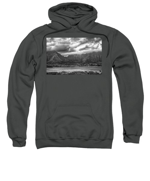 Ko'olau And H-3 Sweatshirt