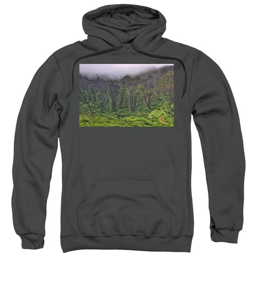 Ko'olau Waterfalls Sweatshirt