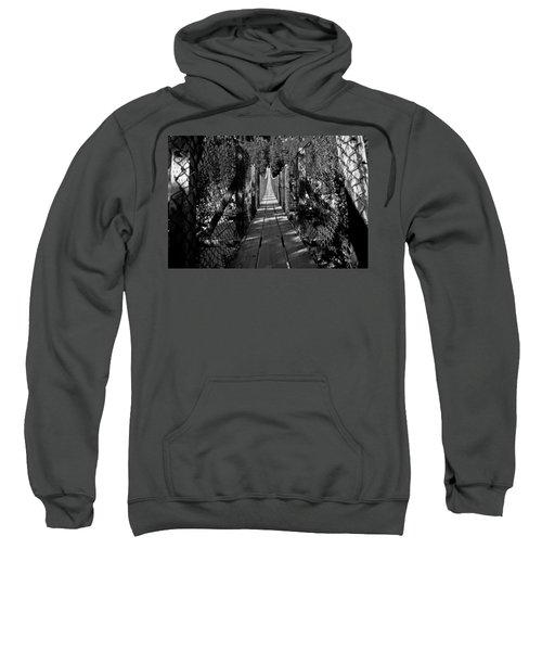 Kootenai Falls Bridge Sweatshirt