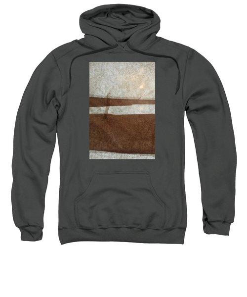 Kraft Paper And Screen Seascape Sweatshirt