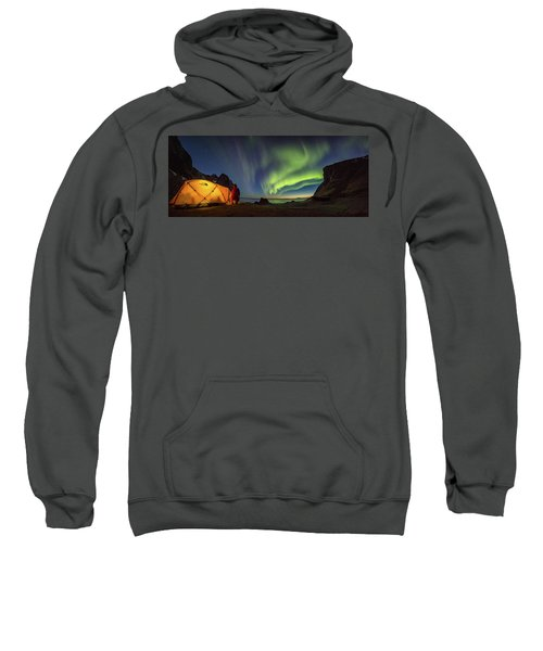 Kvalvika Under The Lights Sweatshirt