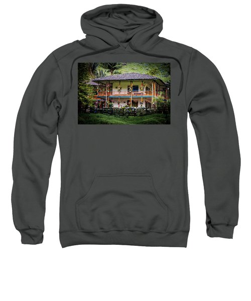 La Finca De Cafe - The Coffee Farm Sweatshirt