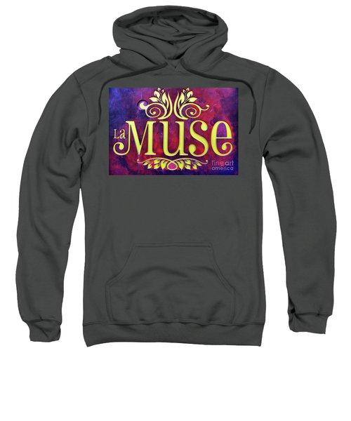 La Muse, Sign Sweatshirt