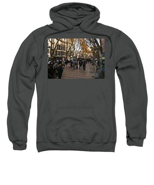 La Rambla II Sweatshirt