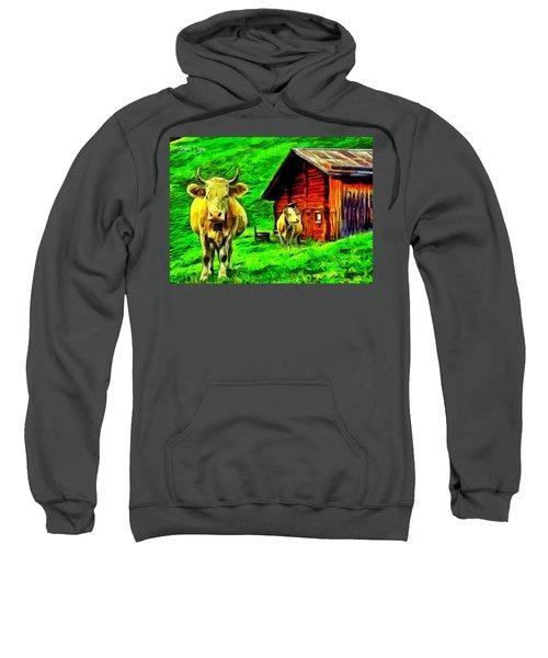 La Vaca Sweatshirt