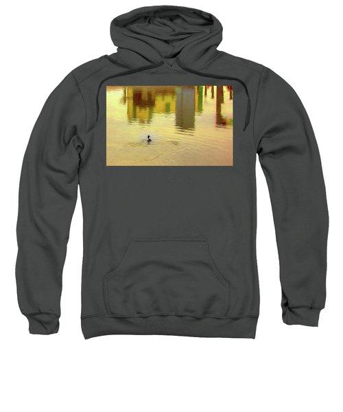 Labyrinthine #d7 Sweatshirt