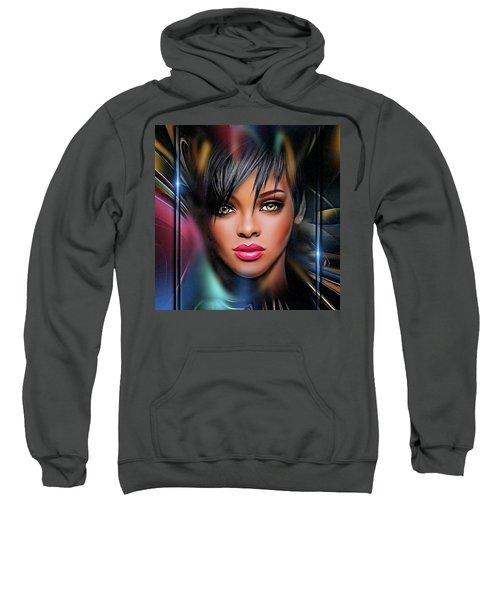 Lady Beautiful Sweatshirt