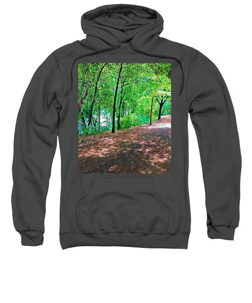 Lady Bird Trail Sweatshirt