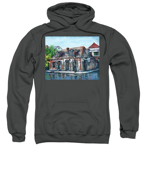 Lafitte's Blacksmith Shop Sweatshirt