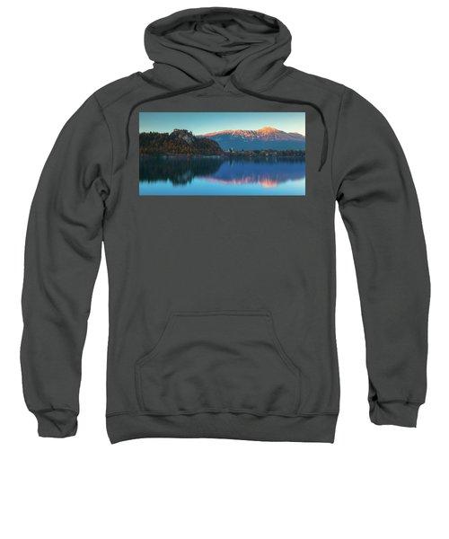 Lake Bled Panorama Sweatshirt
