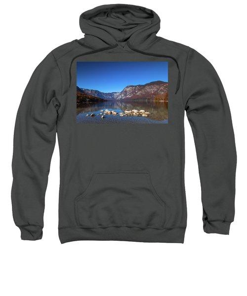 Lake Bohinj Sweatshirt