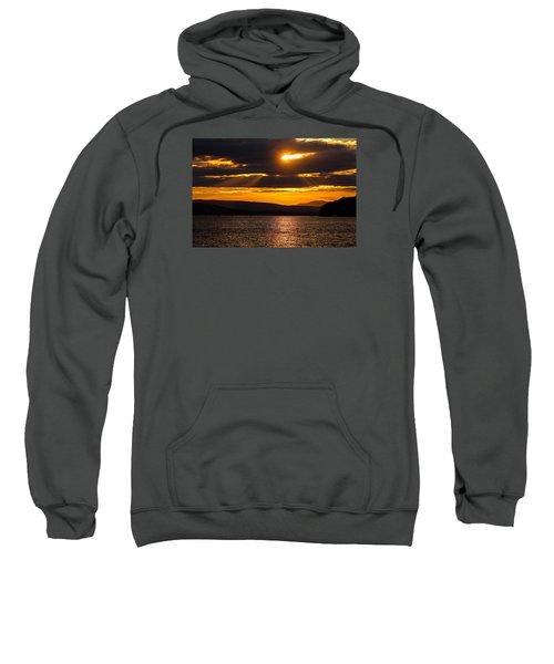 Lake Champlain Sunset Sweatshirt