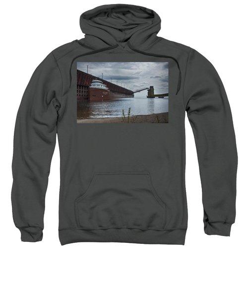 Lake Freighter Sweatshirt