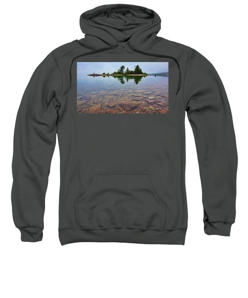 Lake Huron Island Sweatshirt