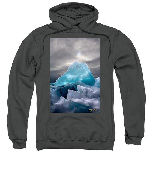 Lake Ice Berg Sweatshirt