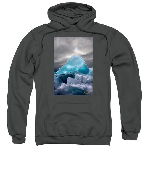 Lake Ice Berg Sweatshirt