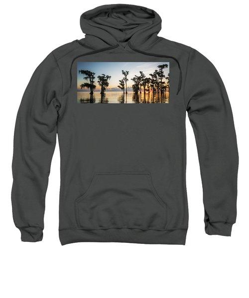 Lake Maurepas Sunrise Sweatshirt