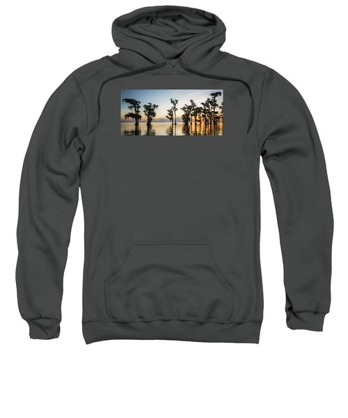 Lake Maurepas Sunrise Sweatshirt