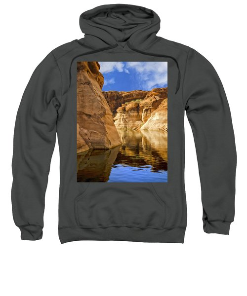 Lake Powell Stillness Sweatshirt