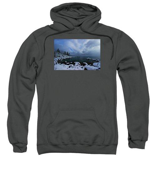 Lake Tahoe Snow Day Sweatshirt