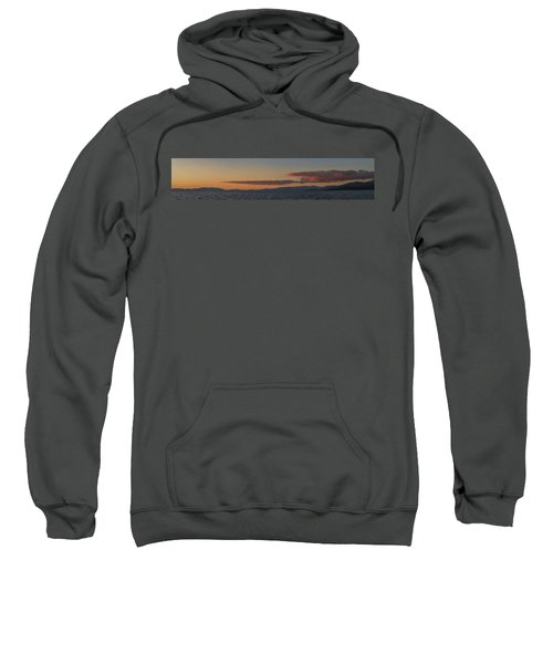 Lake Tahoe South Shore Panorama - 1 Sweatshirt