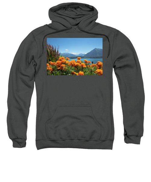 Lake Thunersee Sweatshirt