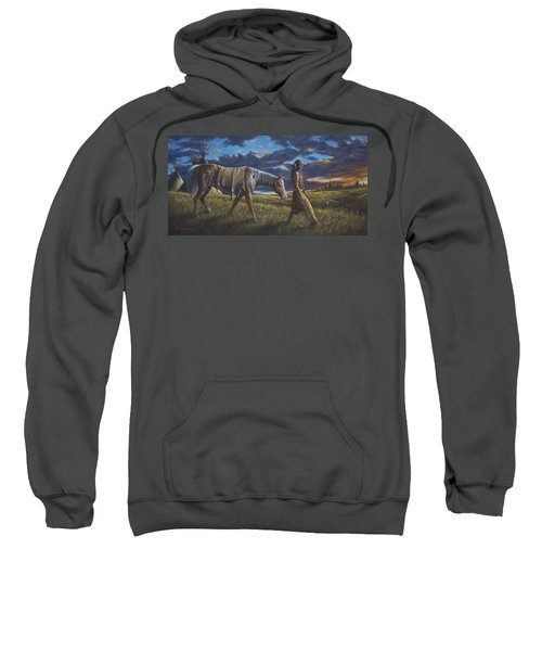 Lakota Sunrise Sweatshirt
