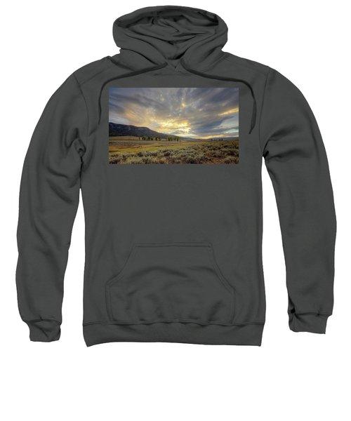 Lamar Valley Sunset Sweatshirt