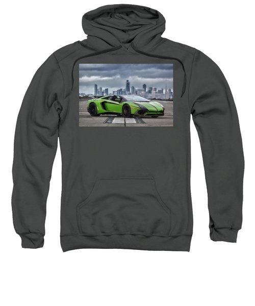 #lamborghini #aventadorsv #superveloce #roadster #print Sweatshirt