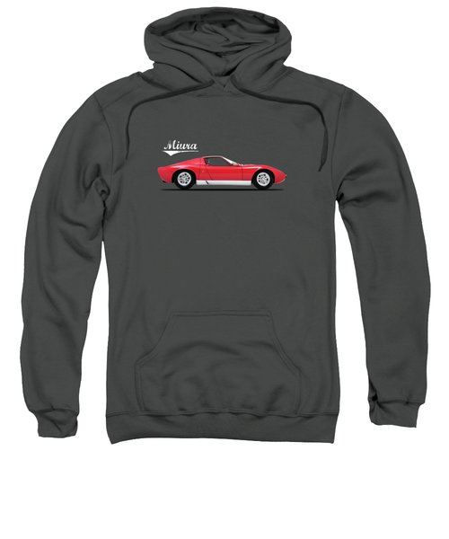 Lamborghini Miura P400 S Sweatshirt
