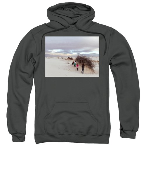 Exploring The Dunes Sweatshirt